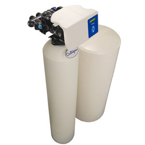 1-Inch High-Efficiency Water Softener