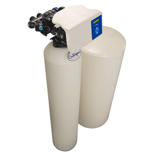 High-Efficiency Municipal Water Conditioner