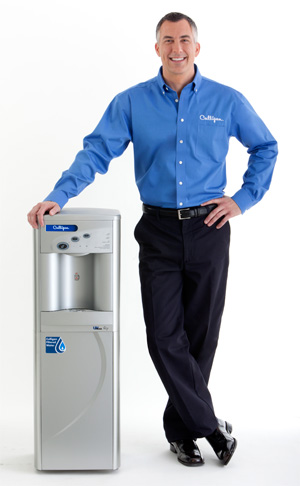 Bottle-Free Culligan Water Cooler