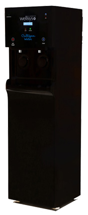Bottle-Free Water Cooler (Black)