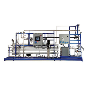 Skid Mounted Water Filtration System