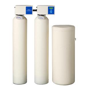 HE Twin & HE Progressive Flow Water Softeners