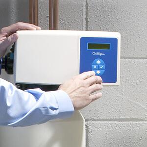 1.25 High Efficiency Water Softener Dialpad