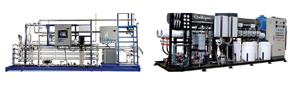 Commercial Sized Skid Mounted Systems